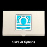 Libra Sign Business Card Cases