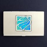 Seashell Business Card Case
