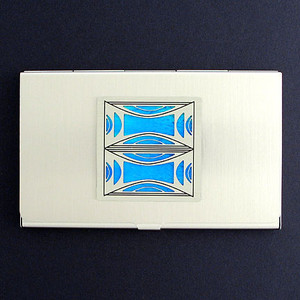 Milano Design Business Card Case