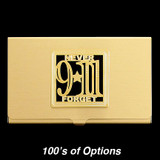 September 11th Memorial Business Card Case