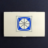 Basketball Player Business Card Case