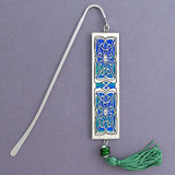 Celtic Long Engraved Bookmark