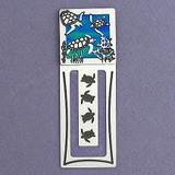 Sea Turtle Metal Bookmark