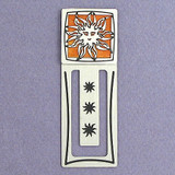 Sun Metal Bookmark