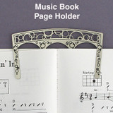 Bookmark for Sheet Music