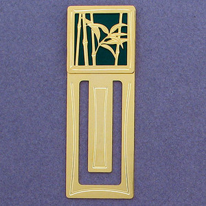 Bamboo Engraved Bookmark