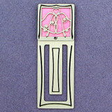 Wedding Bells Engraved Bookmarks