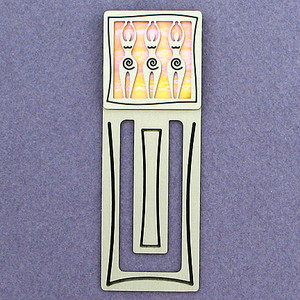 Goddess Engraved Bookmark