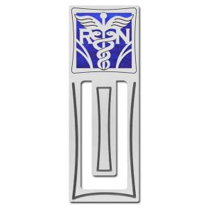 Nurse Engraved Bookmark