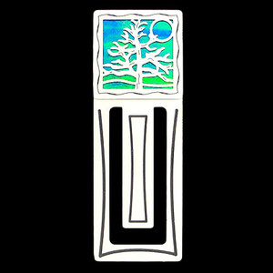 Tree of Life Engraved Bookmark