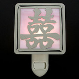 Asian Character for Happiness Night Light