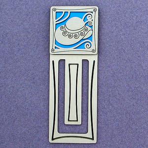 Hat Engraved Bookmarks