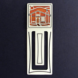 House Engraved Bookmark