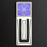 Crest Engraved Bookmarks