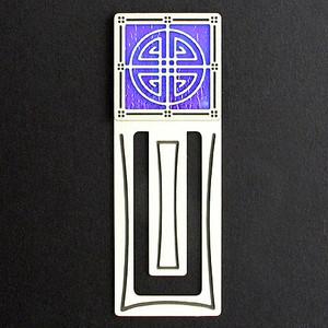 Crest Engraved Bookmarks