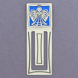 Praying Angel Engraved Bookmark
