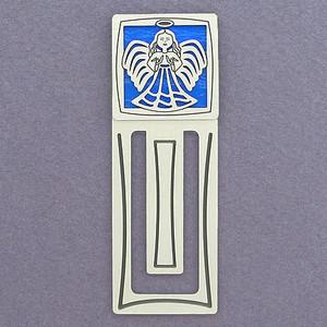 Praying Angel Engraved Bookmark