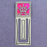 Princess Engraved Bookmark