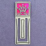 Princess Engraved Bookmark