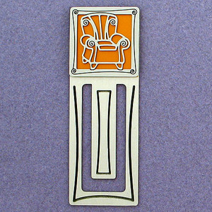Chair Engraved Bookmark