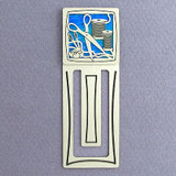 Sewing Engraved Bookmark