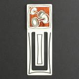 Weightlifter Engraved Bookmark