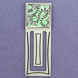 Asian Dragon Engraved Bookmark