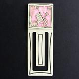 Knitter Engraved Bookmark