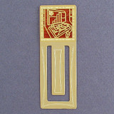 Computer Themed Engraved Bookmark