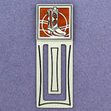 Cowgirl Engraved Bookmark