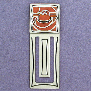 Cowboy Hat Engraved Bookmark