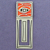 Eye Engraved Bookmark