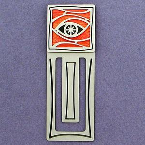 Eye Engraved Bookmark