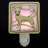 Chihuahua Night Light