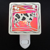Cow Night Light
