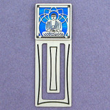 Buddhist Engraved Bookmark