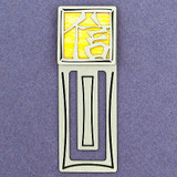 Faith Character Engraved Bookmark