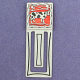 Cattle Engraved Bookmark