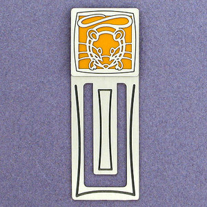 Mouse Engraved Bookmark