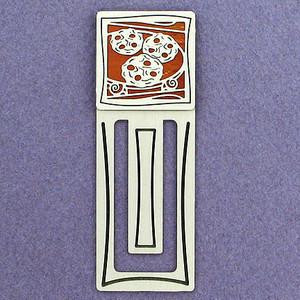 Cookie Engraved Bookmark