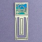 Garden Gate Engraved Bookmark