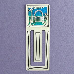 Garden Gate Engraved Bookmark