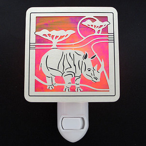 Rhino Nightlight