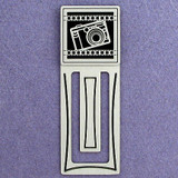 Photography Engraved Bookmark