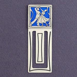 Ballroom Dancer Engraved Bookmark