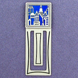 Cityscape Engraved Bookmark