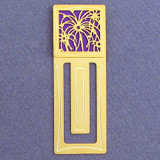 Fireworks Engraved Bookmark