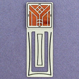 American Crafts Engraved Bookmark