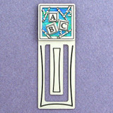 Preschool Engraved Bookmark
