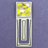 Lemon Engraved Bookmark
